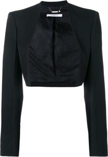 Givenchy Blazer Cropped - Preto
