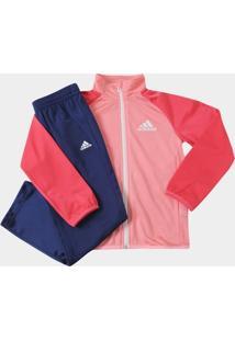 Agasalho Adidas Yb Ts Entry Oh Infantil - Masculino