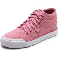 3cf1aad45c73c Tênis Dc Shoes Roxo feminino