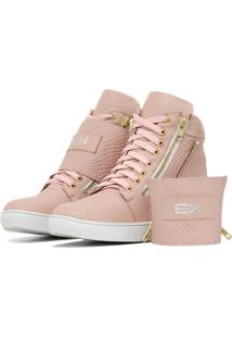 Sneaker K3 Fitness Breezy Rose
