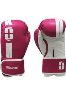Luva De Boxe One Sport 14Oz