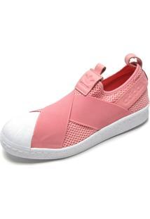 Tênis Adidas Originals Superstar Rosa