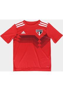 Camisa São Paulo Infantil Treino 70 Anos Adidas