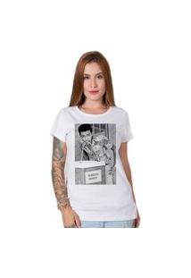 Camiseta For All Branco