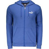 b933b7a23 Fut Fanatics. Jaqueta Puma Essentials Azul
