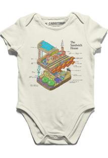 The Sandwich House - Body Infantil