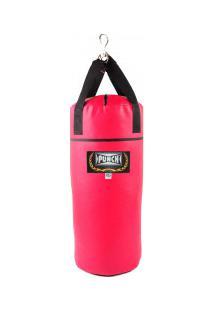 Saco De Pancada Punch 60Cm