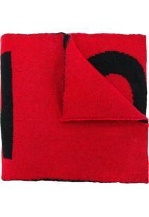 Faith Connexion Cachecol Com Logo - Vermelho