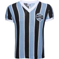 a2a40f3e66338 Camisa Retrô Grêmio 1973 Masculina - Masculino
