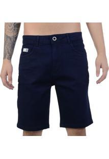 Bermuda Jeans Hang Loose Clean - Azul / 38