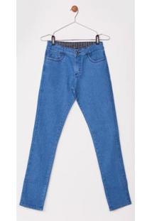Calça Use Jeans Express Infantil Bento Masculina - Masculino-Azul