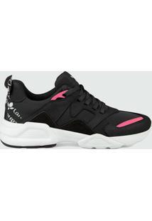 Tênis Feminino Chunky Sneaker Cravo E Canela 156304