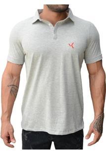 Camisa Polo Vk By Vk Básica Masculina - Masculino 5a656457fdbca