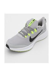 Tênis Nike Runallday 2 Cinza/Verde