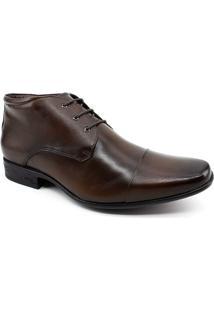 Bota Casual Jotape Air Regent Boots 60950 - Masculino-Marrom