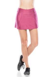 Shorts Saia Fitness Perfect Basic Feminino - Feminino