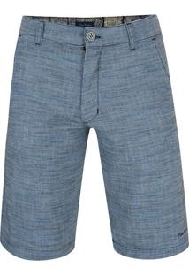 Bermuda Cotton Flame Azul Jeans