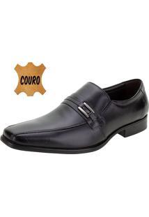 Sapato Masculino Social Democrata - 24410 Preto 38