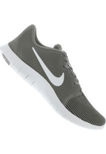 Tênis Nike Flex Contact 2 - Masculino - Cinza Escuro Branco f017b74f35093