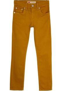 Calça Jeans Levis 510 Skinnny Infantil - 80008 - Masculino