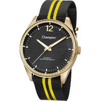 aea47405765 Relógio Champion Analógico Ch30215O Feminino - Feminino-Preto