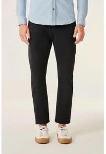 Calça Jeans Regular Pretorian Reserva Masculina - Masculino-Preto