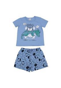 Pijama Curto Alenice