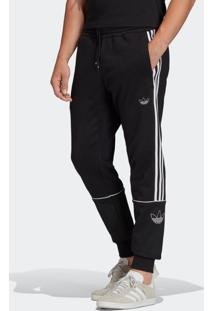 Calça Adidas Outline Sp Ft Originals Preto
