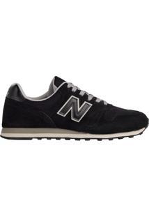 Tênis Masculino New Balance 373 Preto - 38
