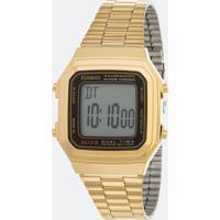 d0014f4083f Lojas Renner. Relógio Unissex Casio ...