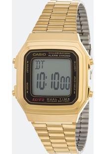 Relógio Unissex Casio Vintage A178Wga 1Adf Digital