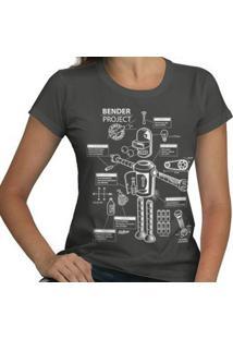 Camiseta Bender Project