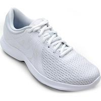 Tênis Nike Wmns Revolution 4 Feminino - Feminino-Branco 401f6ffe64beb