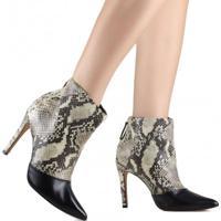 afe0c7b05 Bota Animal Print Poliester feminina | Shoes4you