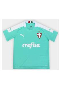 Camisa Puma Palmeiras Iii Infantil 19/20
