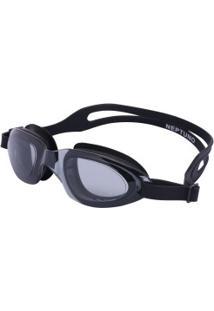 Óculos De Natação Oxer Neptuno - Adulto - Preto