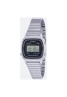 Relógio Feminino Casio Vintage La670Wa2Df Digital | Casio | U