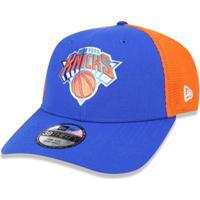 Bone 3930 New Era New York Knicks Nba Aba Curva - Masculino 87cd409a0f1