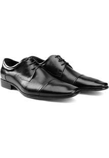 Sapato Social Couro Democrata Still - Masculino