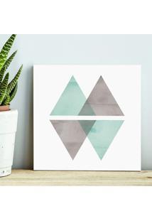 Quadro - Mint Watercolor