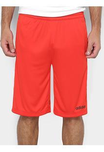 Short Adidas D2M Knit Masculino - Masculino