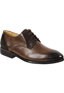 Sapato Masculino Derby Sandro Moscoloni Romeo Marr