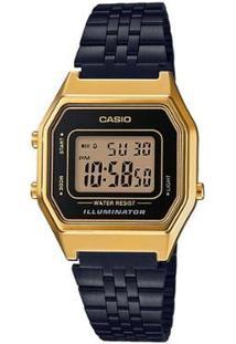 Relógio Casio Vintage Digital La680Wegb Feminino - Feminino
