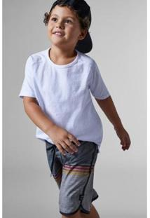 Camiseta Mini Pf Raglan Flame Reserva Mini Masculina - Masculino