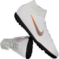 Chuteira Nike Mercurial Superfly 6 Club Society Branca d5def3db2ea3d
