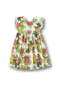 Vestido Marisol - 10316084B Bege