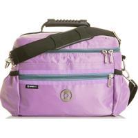 a93362ce6 Bolsa Térmica Iron Bag Fit Pop Tamanho M + Combo De Acessórios - Unissex