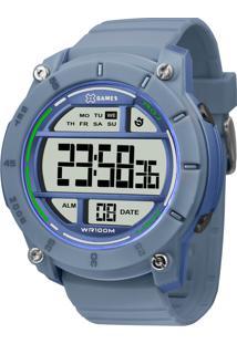 33962330c58 E Clock. Relógio X-Games Masculino Xmppd523bxdx