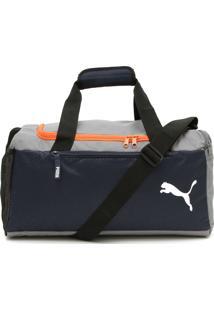 Mala Puma Fundamentals Sports S Azul/Cinza