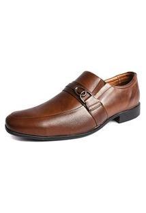 Sapato Social Shoes Grand 1450/3 Tabaco
